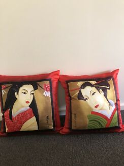 Cushions - As New