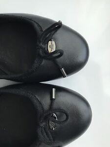 Coach Shoes Flats Size 8