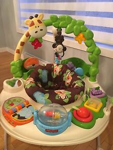 Jamperoo de Fisher Price