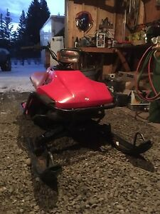 1989 Yamaha sno scoot