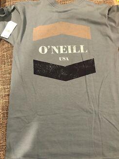 Brand new mens tee shirt O'Neill