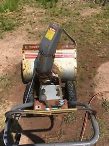 Craftsman snowblower for parts