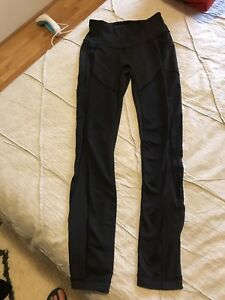 lululemon all the right planes pant size 6