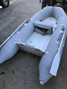 Zodiac inflatable dinghy RIB 3.1m with cover Coomera Gold Coast North Preview
