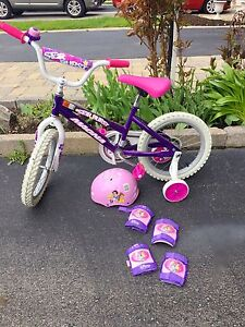 "Dynacraft Magna Starburst Girl's Bike (16""in.)"