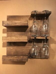 Home made wine rack!