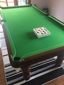 Pool table Barden Ridge Sutherland Area Preview