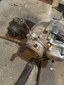 90 cc 3 wheeler motor