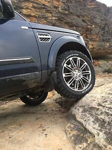 Monsta 4WD TYRES MUD TERRAIN ALL TERRAIN BRAND NEW SIZES AVAILABLE Guildford Parramatta Area Preview