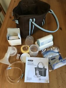 First year breast pump