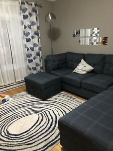 4 1/2 appartement in well situated area.