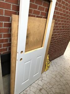 Masonite 32 right hand entry door