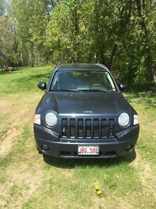 **2007 Jeep Compass** New inspection*
