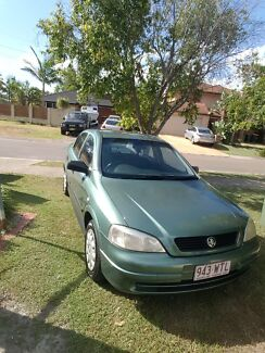 Holden Astra cheep car low k's