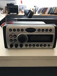 Clarion Marine CMD4 Radio/CD/Sirius