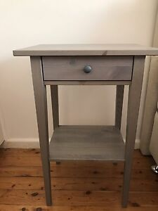 2 matching bed side tables Denistone East Ryde Area Preview