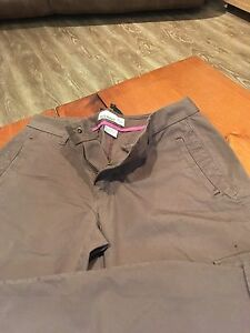 Dark Beige Cargo Pants Old Navy