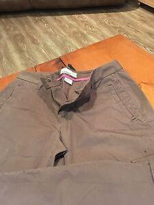 Dark Beige Cargo Pants Old Navy