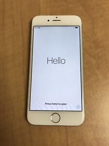 iPhone 6 - 16 GB - Silver and White - ROGERS