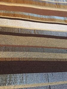 Large pc of fabric 6 ft x 4 ft 10 inch. Furniture or curtains