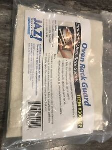 Oven wrap guard