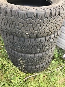 285/65/20 tires