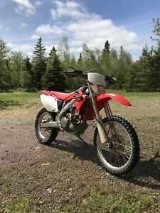 For sale crf 450x