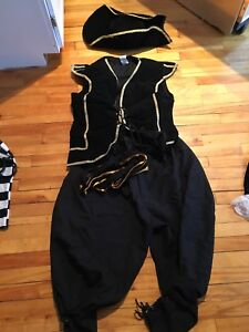 Costume de pirate adulte
