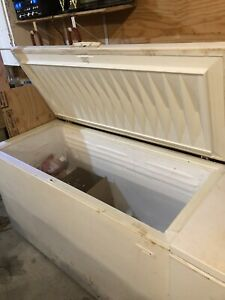 Six foot commercial freezer