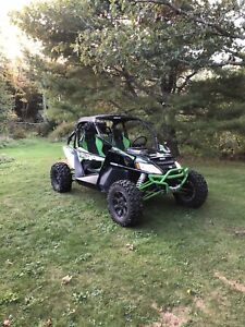 2013.5 WILDCAT 1000X & trailer package