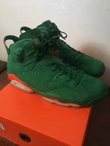 Jordan 6 Retro Green Gatorade DS
