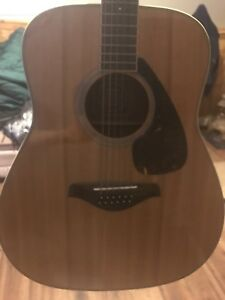 12 String Yamaha Guitar