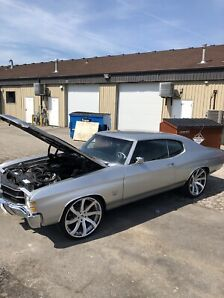 1971 Chevelle SS 454 Original With Upgrades