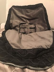 JJ cole urban bundle me car seat cover