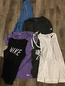Women's small workout clothes