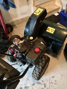Snow Blower for sale. Like new $550