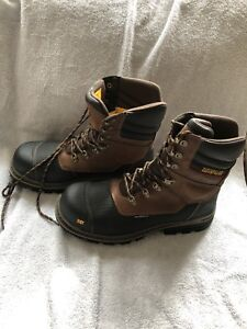 NEW cat work boots
