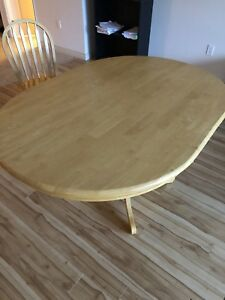 Dining table $65