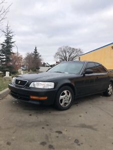 Acura TL 3.2 with remote start