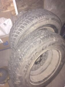 14 inch studded winter tires