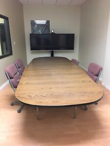Board Room Table MUST GO