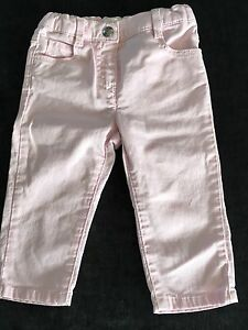 Giftable Brand New Chloe Jeans 12 M