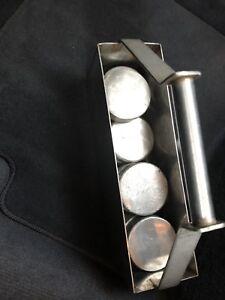 Rondelles d'entraînement en métal