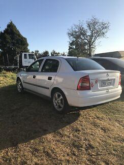 Holden Astra 2001