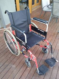 Used wheelchair for sale Kambah Tuggeranong Preview