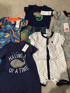 Boys 3-6 month summer clothes