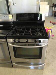 Kenmore gas stove convention oven