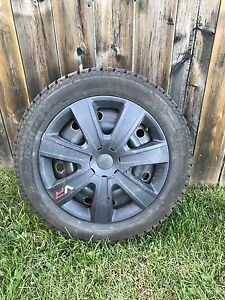 Studded Winter Tires - 205/55r16