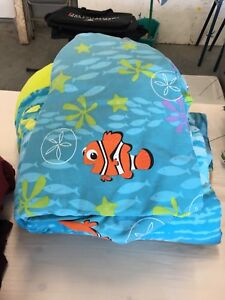 Finding Nemo Twin Bed Set