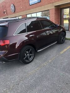 2011 aucra mdx tech package 105500km